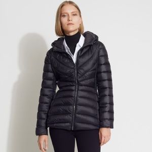 Bernardo packable winter puffer jacket